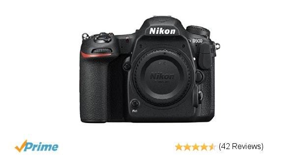 Nikon D500 DX
