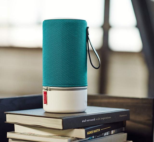 Libratone ZIPP – Wireless, Wifi and Bluetooth speakers with 360° Fullroom Sound