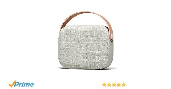 Amazon.com: Vifa Helsinki Hi-Resolution Bluetooth 4.0 Wireless Portable Speaker