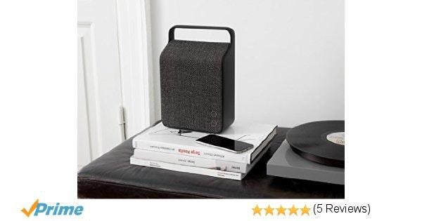 Amazon.com: Vifa Oslo Compact Rechargeable Hi-Resolution Bluetooth Portable Spea