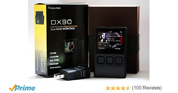 iBasso DX90