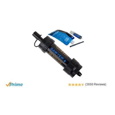 Sawyer Products SP105 Mini Water Filtration System