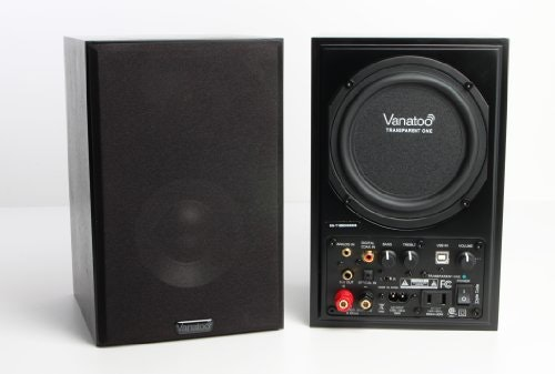 Transparent One - Black | Vanatoo