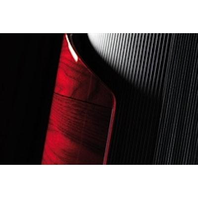 • High end floor standing speakers Aida - 3.5 way speaker with zero vibration tr