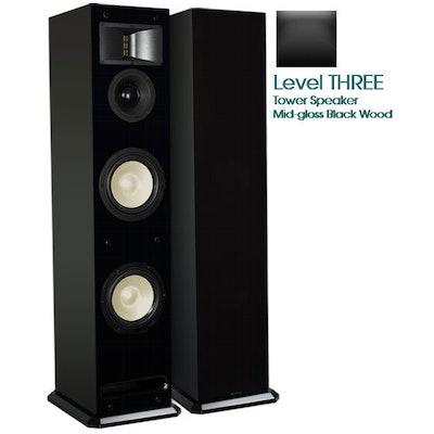 HTD Level THREE Tower Speakers