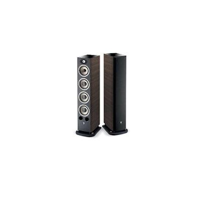 Focal - Aria 936 Loudspakers (dark walnut / pair): Amazon.ca: Electronics