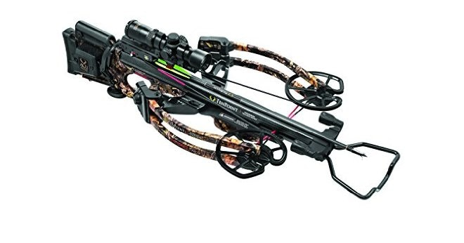 Amazon.com : TenPoint Carbon Nitro RDX Crossbow Package with ACUdraw, One Size,