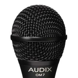 Audix OM5 - Dynamic vocal microphone