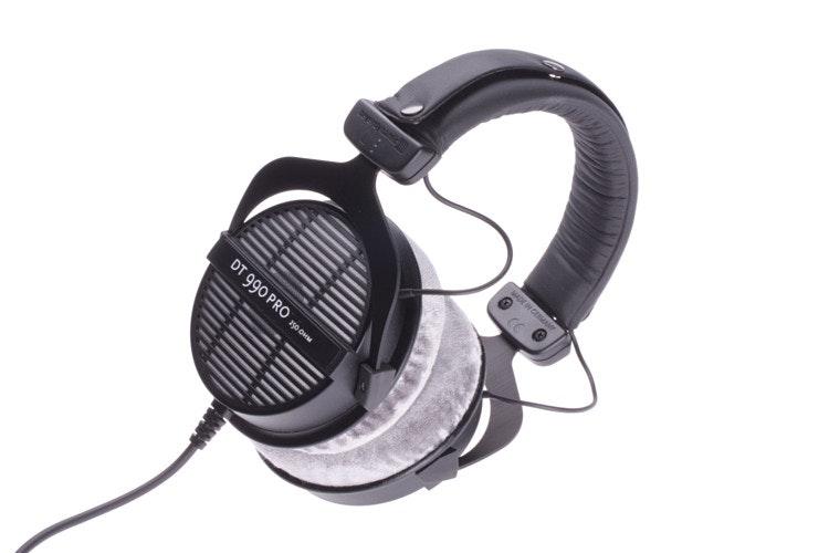 Beyerdynamic DT-990-Pro-250 Professional Acoustically Open Headphones
