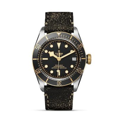 New TUDOR Black Bay S&G Watch - Baselworld 2018 - m79733n-0001