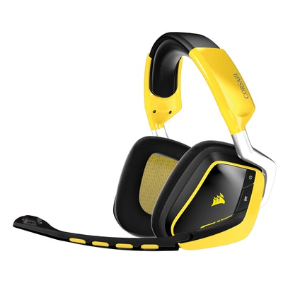 VOID Wireless Dolby 7.1 RGB Gaming Headset — Special Edition Yellowjacket