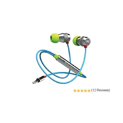 MTX Margaritaville Audio MIX2-MACAW High Fidelity Earbuds, Macaw: Electr