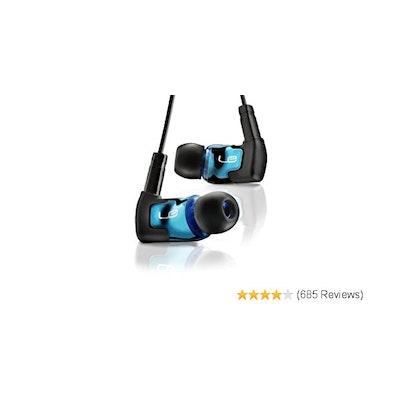 Amazon.com: Ultimate Ears TripleFi 10 Noise Isolating Earphones (Discontinued by