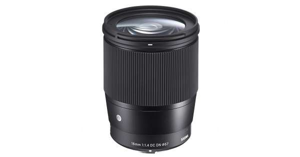 Sigma 16mm F1.4 DC HSM Contemporary | Sigma Corporation of America