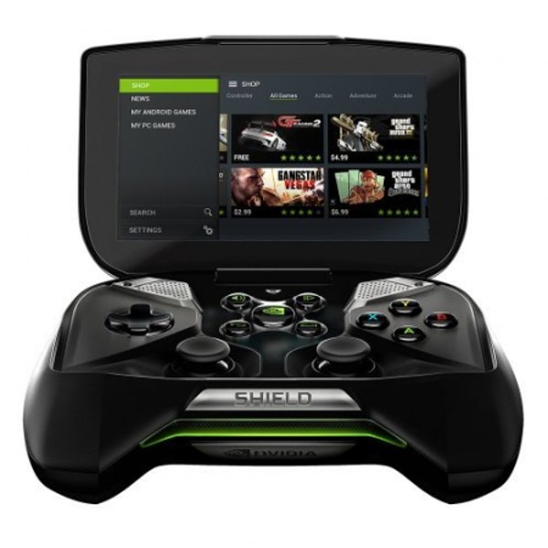 gaming console android