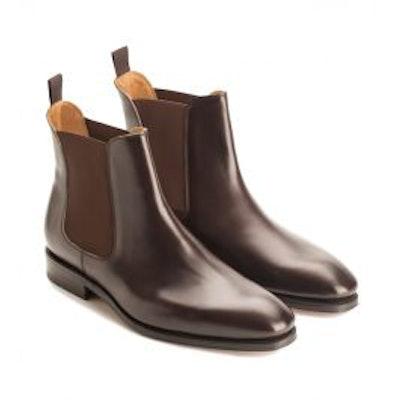 new meermin chealsea boots on elton last