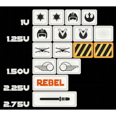 REBEL - Novelties [WIP]