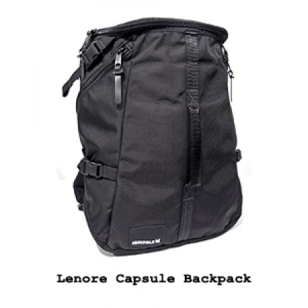 Lenore Capsule Backpack