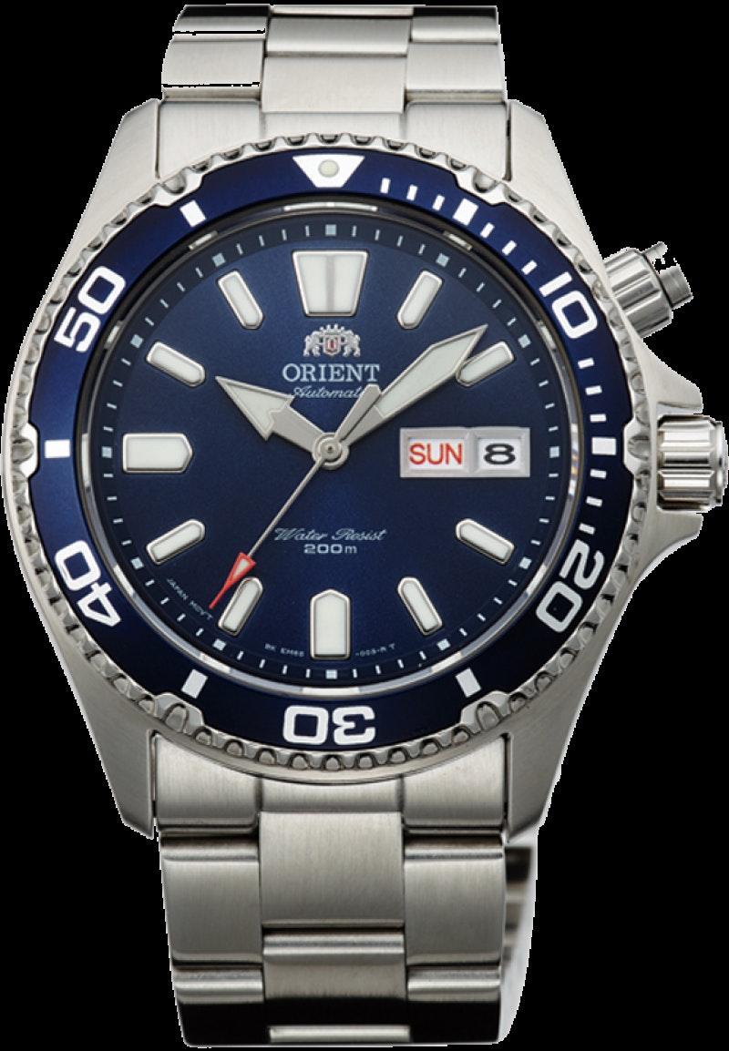 Orient Mako USA Blue, Model No. FEM6500HD9