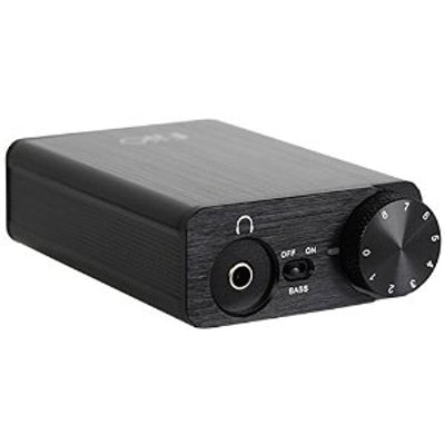 FiiO E09K High Output Desktop Headphone Amplifier and Dock for E07K or E17