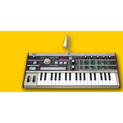 microKORG SYNTHESIZER/VOCODER   Synthesizers / Keyboards   KORG