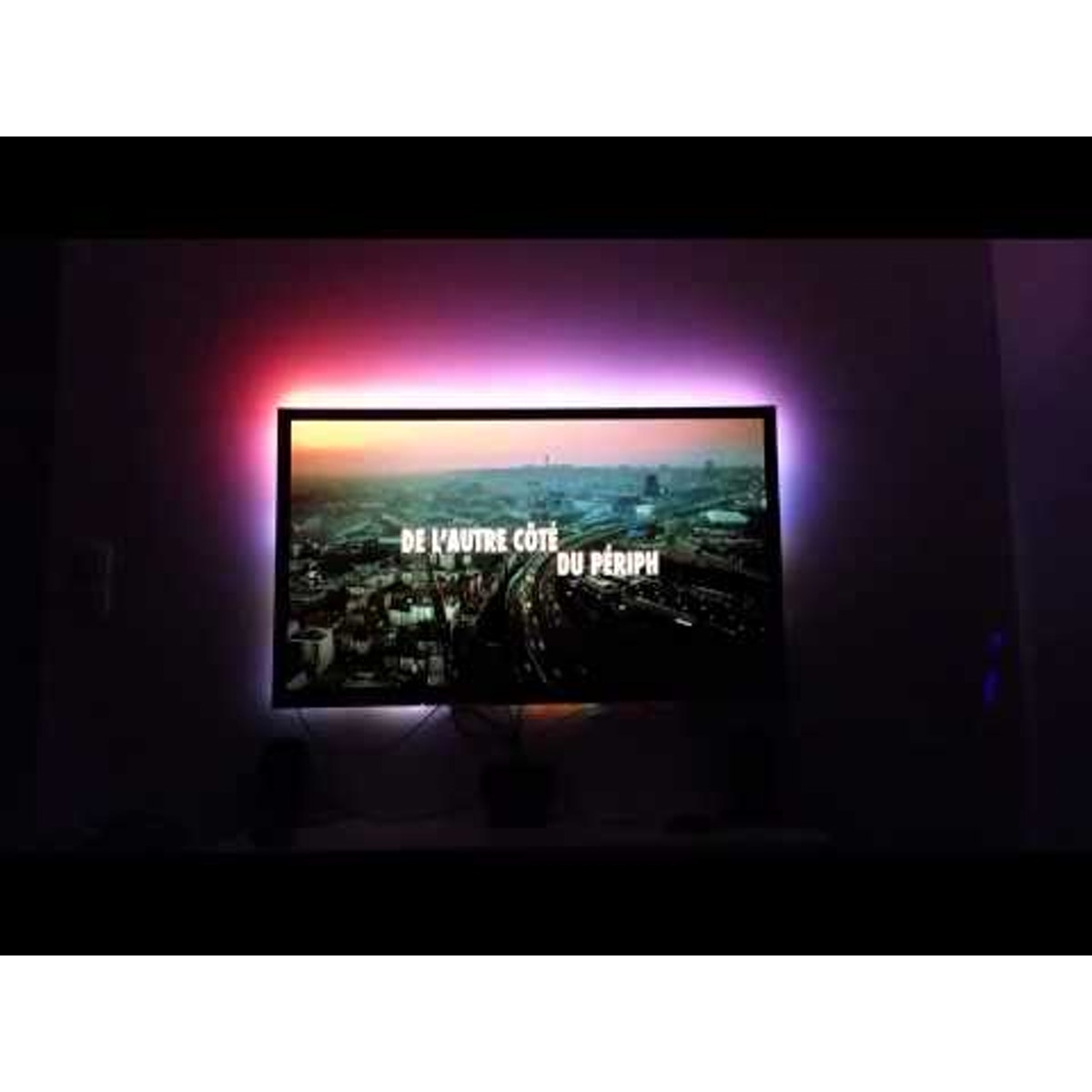 Diy Ambilight Raspberry Pi
