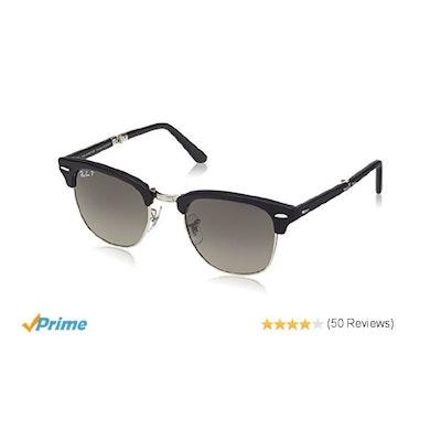 ... Amazon.com  Ray-Ban Sunglasses - RB2176   Frame  Matte Black Lens ... ae1b500e5d55