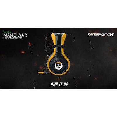 Overwatch Razer Man O' War Tournament Edition - Gaming Headset