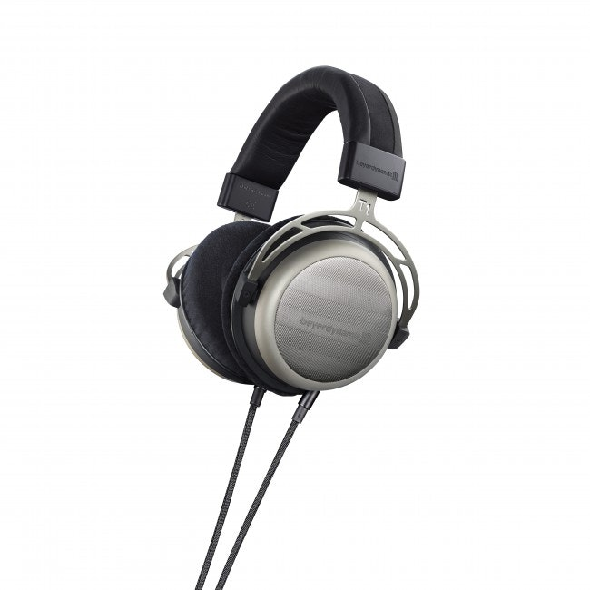 beyerdynamic T 1 (2. Generation): Audiophile Tesla highend headphones, detachabl