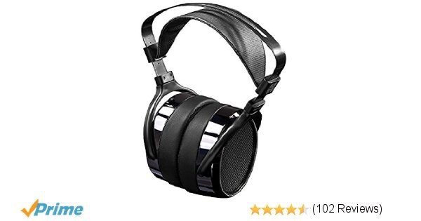 Amazon.com: HIFIMAN HE-400I Over Ear Full-size Planar Magnetic  Headphones: Home