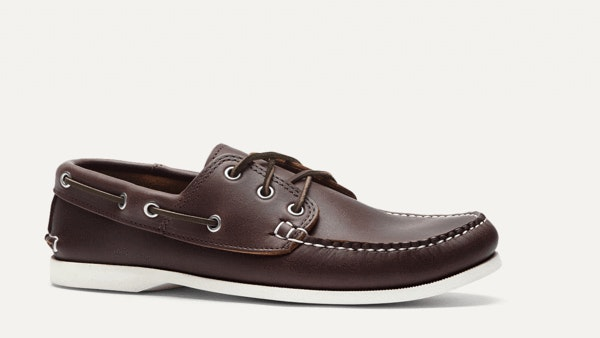 Quoddy Classic Boat Shoe