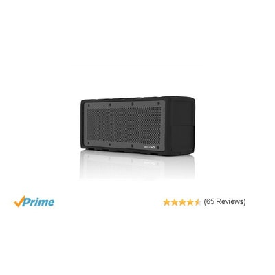 Amazon.com: BRAVEN BRV-HD Wireless Bluetooth Speaker [Water-Resistant][28 Hour P