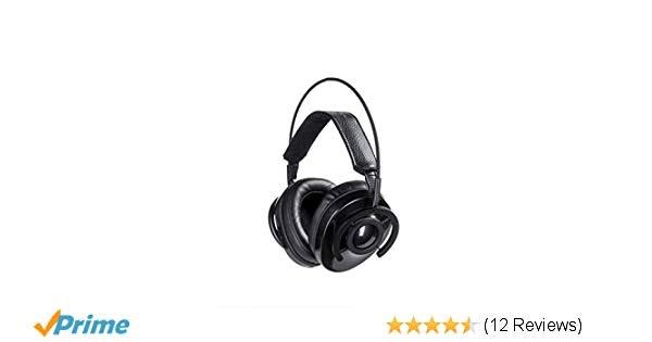 AudioQuest NightOwl Carbon Closed-Back Around-the-Ear Headphones