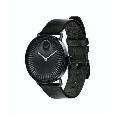 Movado | Movado Movado Edge MEN'S Black Watch | Movado US