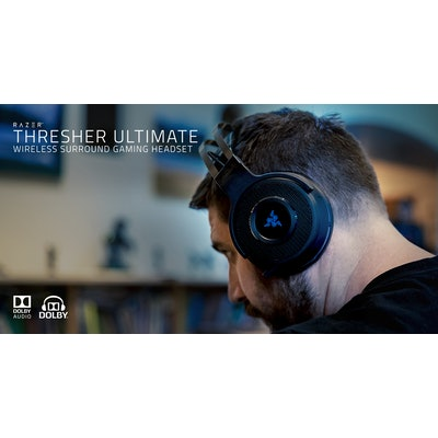 Wireless Gaming Headset - Razer Thresher Ultimate for PS4