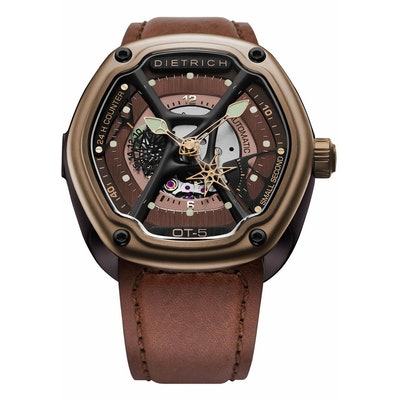 O.Time-5 | Dietrich Watches