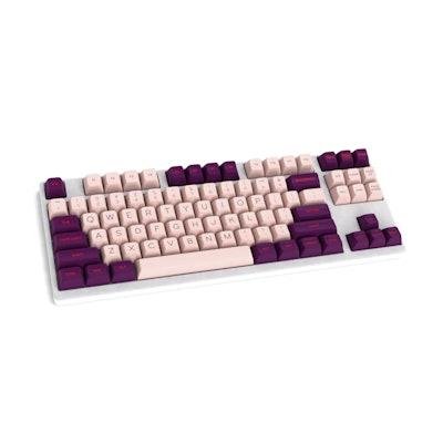 Lighter Alphas: Purple / Beige Version