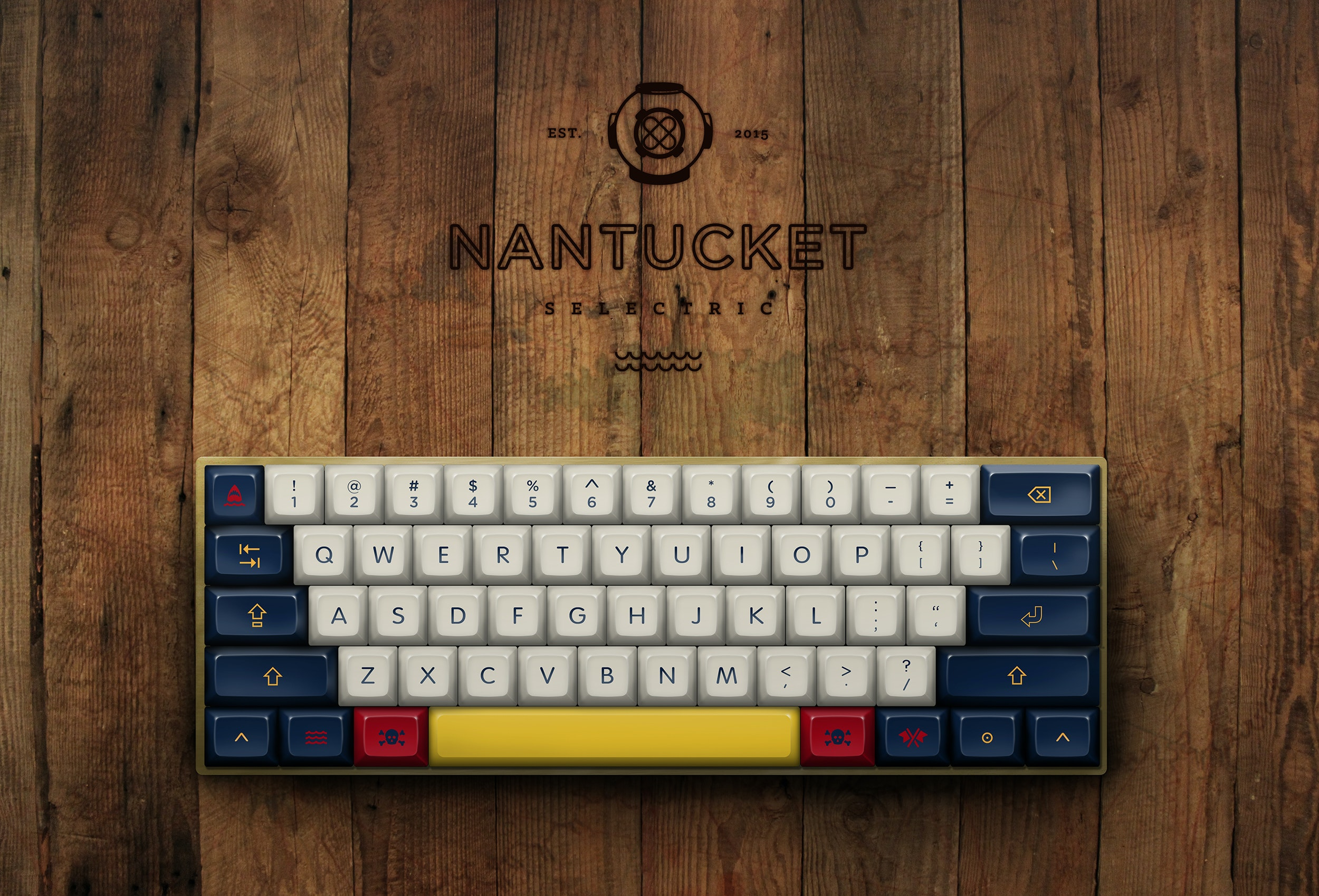 Nantucket Selectric SA 1-1-2-3-4-4