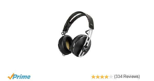 Amazon.com: Sennheiser Momentum 2.0 Wireless with Active Noise Cancellation- Bla