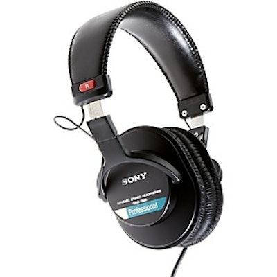 Sony MDR-7506 Headphones   Guitar Center