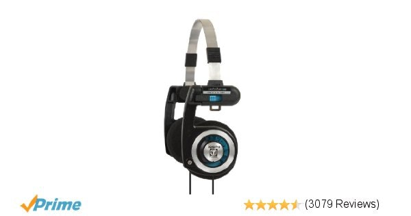 Amazon.com: Koss PortaPro Headphones with Case: Electronics
