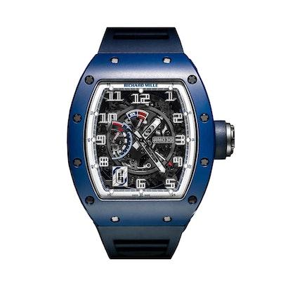 Richard Mille RM 030 Blue Ceramic EMEA Limited Edition