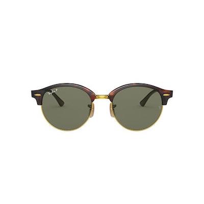 3b2c70dc49 Ray-Ban RB4246 51 Green   Tortoise Polarised Sunglasses