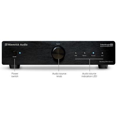 Maverick Audio -  TubeMagic D2