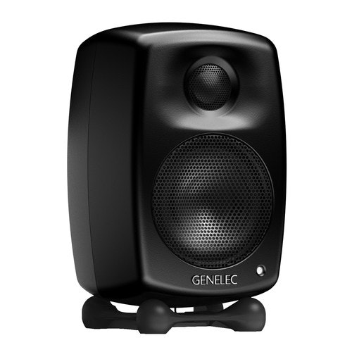 Genelec G One Two-Way Active Speaker (Single, Black) G1AMM B&H