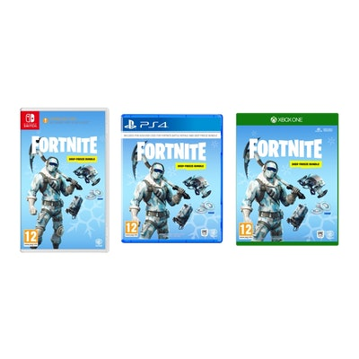 Fortnite Deep Freeze Bundle for Fortnite Battle Royale