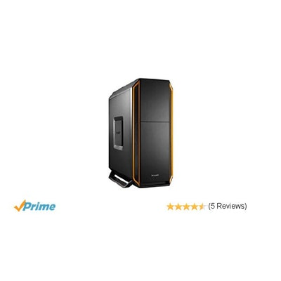 Amazon.com: be quiet! Silent Case 800 Orange, BG001: Computers & Accessories