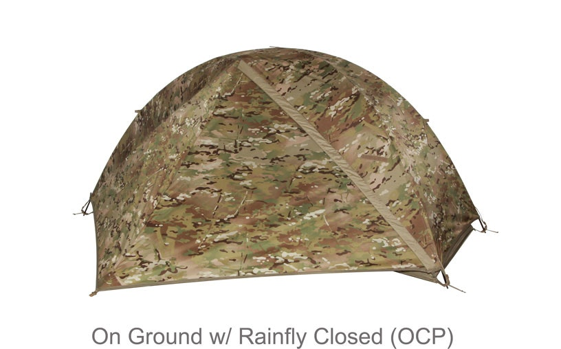 Litefighter 1 Camo Tent