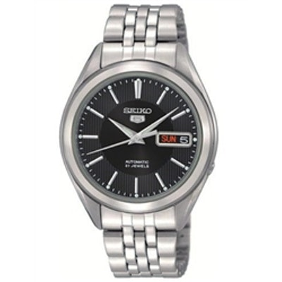 Seiko 5 Automatic Watch with Stainless Steel Bracelet #SNKL23