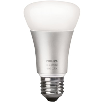 HUE white and colorE26 bulb